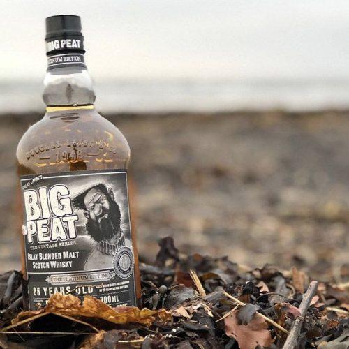 Big Peat Whiskey