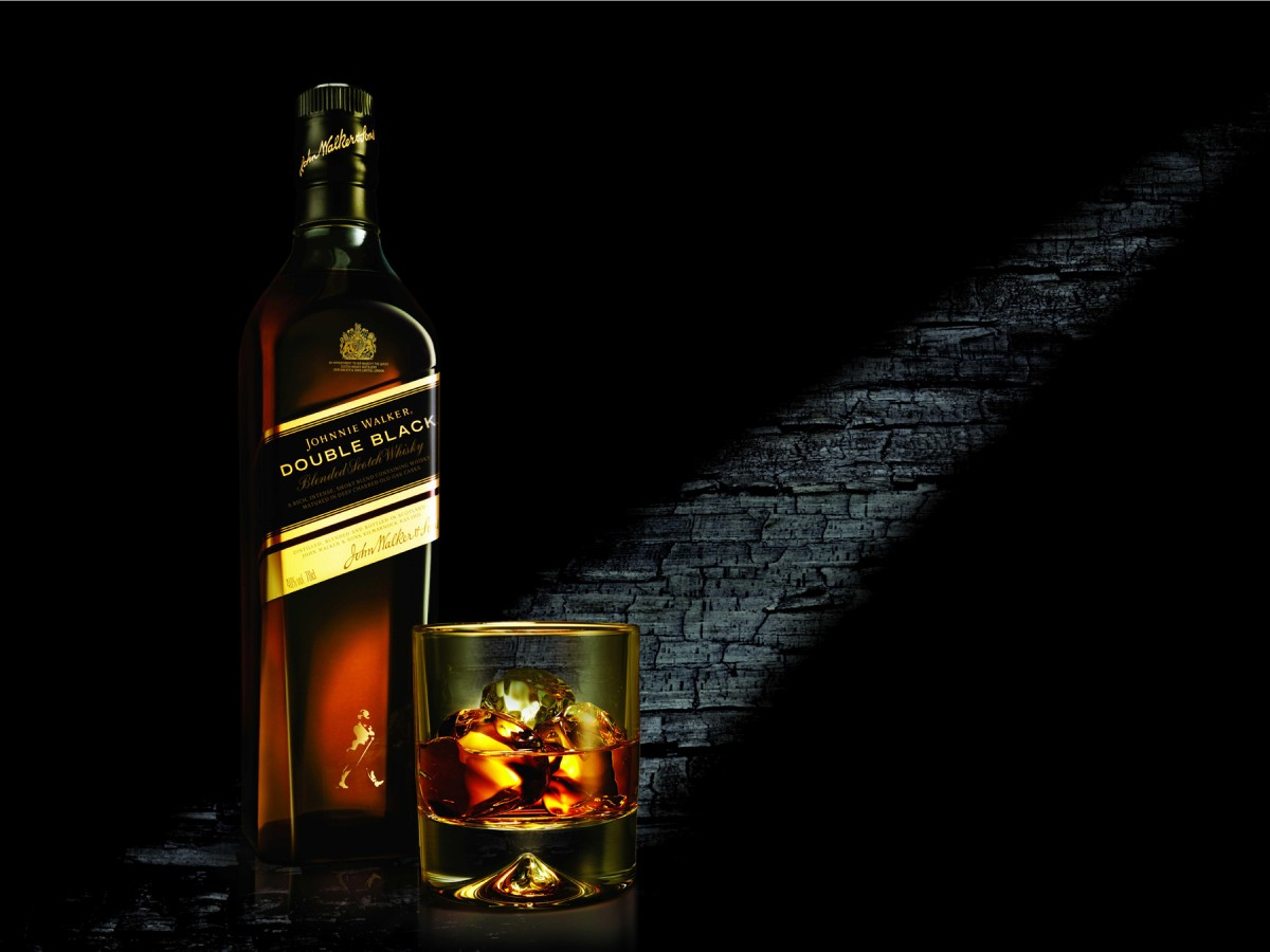 Johnie Walker Double Black